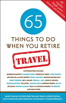 retirement travel book