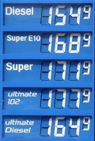 petrol price