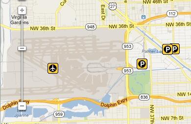 cheap parking Miami airport