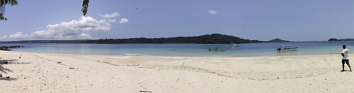 Coiba Island tour