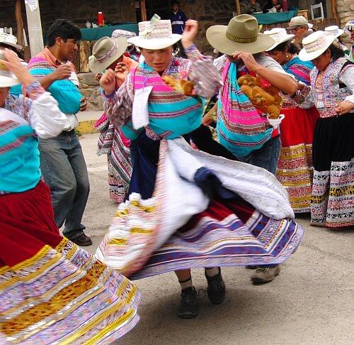 Colca Canyon festival