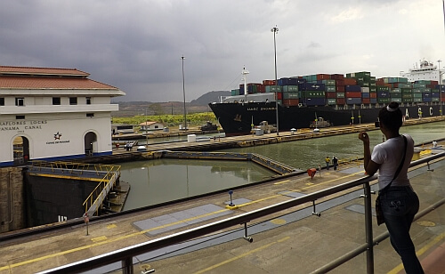 Costs for Panama Canal
