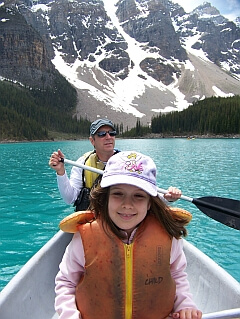 Canada family travel