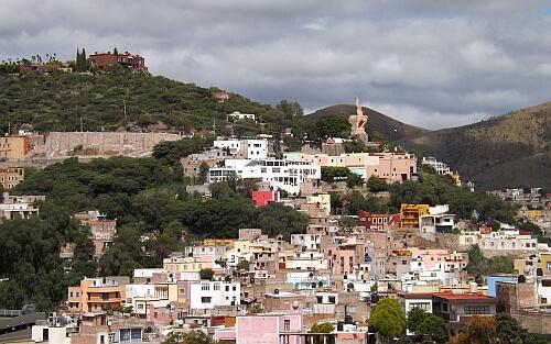 Leffel Guanajuato house