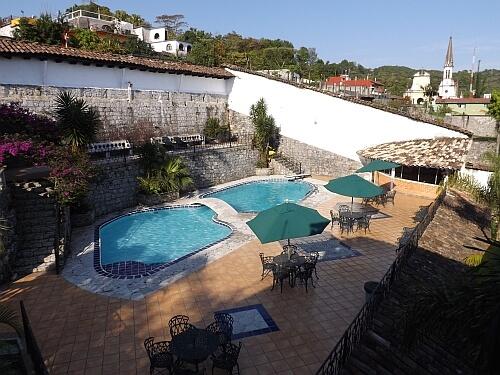 Cuetzalan hotel