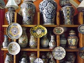 talavera Puebla pottery