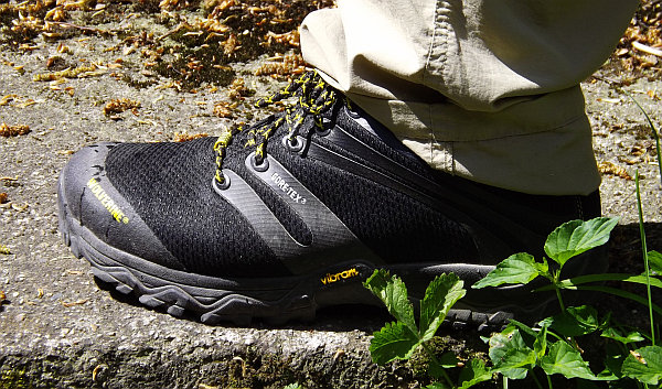 Wolverine hiking shoes