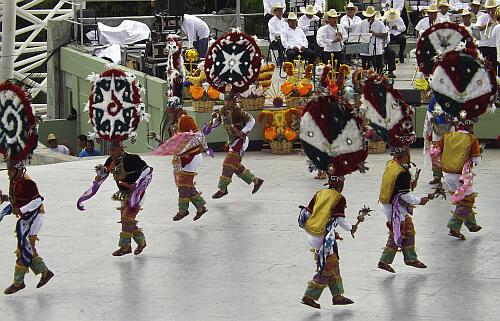Guelaguetza Festival dance