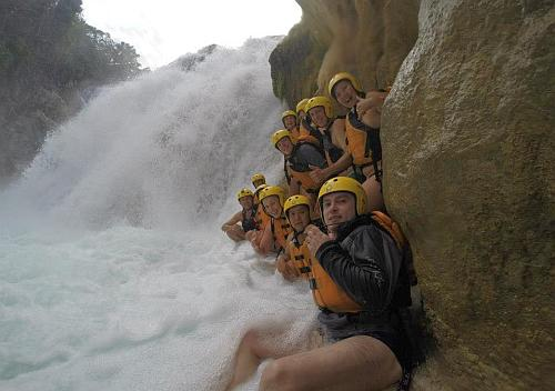 Huasteca Secreta adventure
