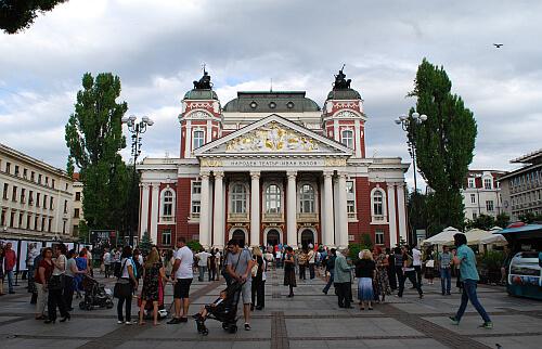 Sofia theater