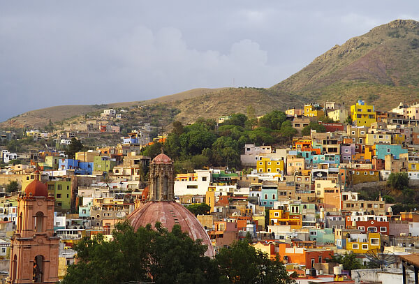 finding apartment Guanajuato