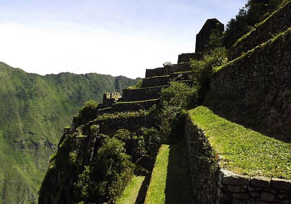 Huaynu Picchu hike