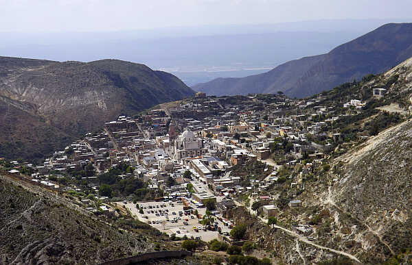 Magic Town Real de Catorce