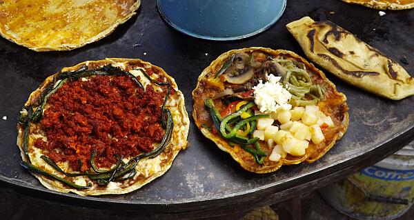 sopes Guanajuato