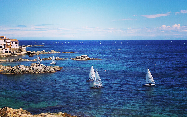 Catalunya Coast Spain