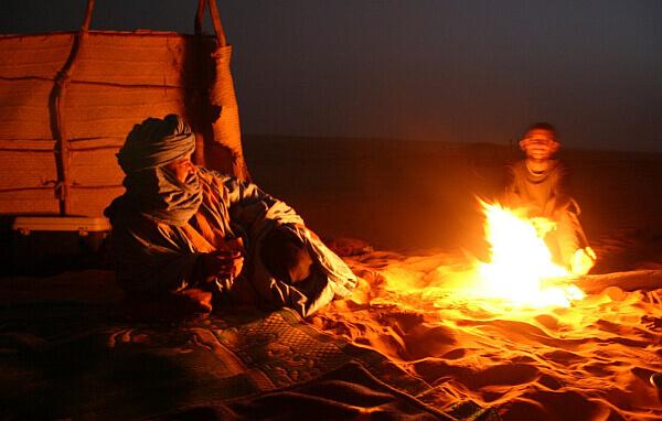 Mali Sahara travel