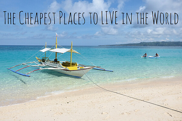 cheapest places to live 2017
