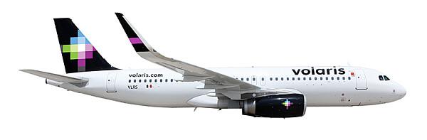 Volaris flights Mexico