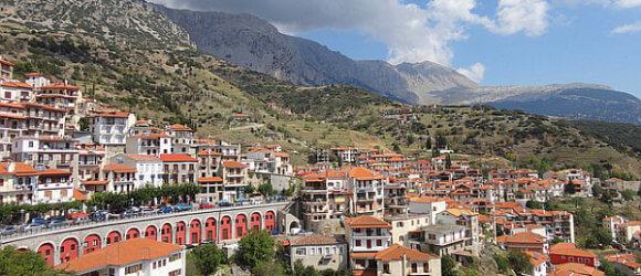 Archova Corinthia Greece travel