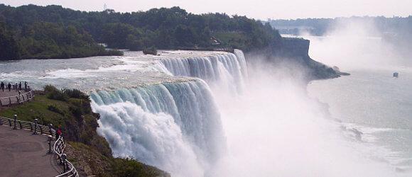 Niagara Falls cheapest hotels
