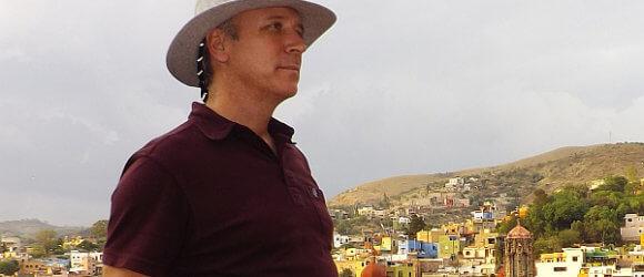 Tilley mash-up travel hat