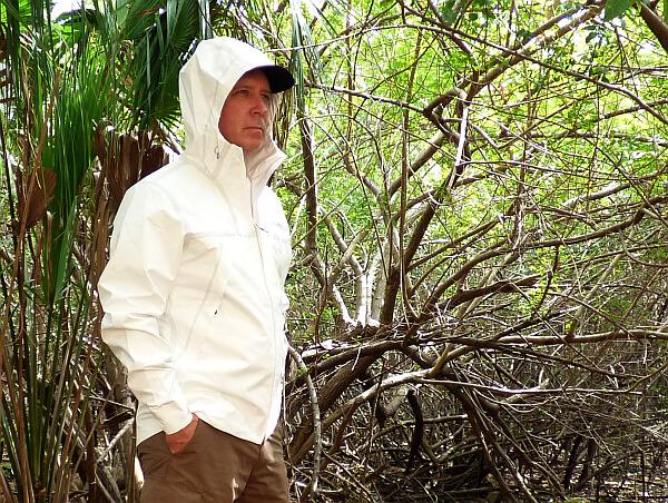 Columbia Sportswear Ex Eco rain jacket