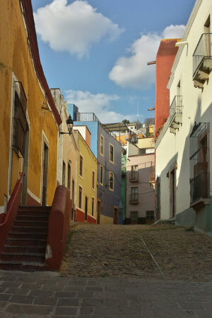 cheap travel central Mexico Guanajuato