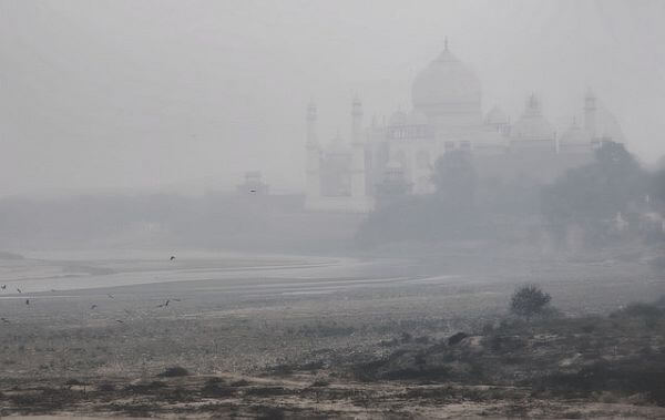 Agra India most polluted