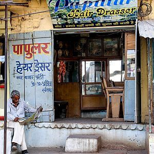 haircut in India