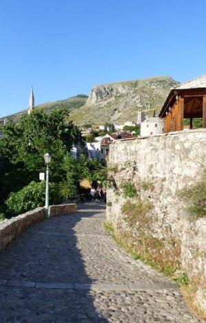 Mostar Bosnia travel prices