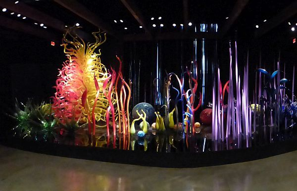 Chihuly Glass Museum St. Pete Tampa Bay