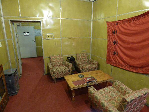 Hoxha apartment Bunk'art Tirana