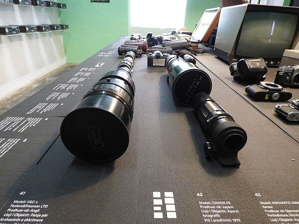 museum of surveilance Tirana