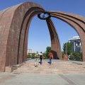 Kyrygzstan Bishkek monument