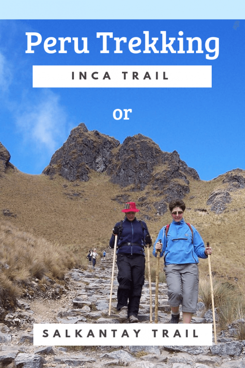 Inca Trail or Salkantay Trek - which should you choose?