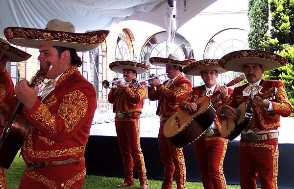 mariachi band in Mexico