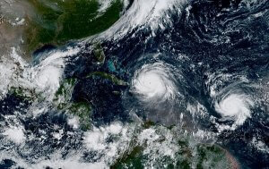 when to go to a destination - not during hurricane season