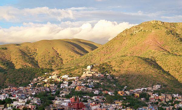 Guanajuato Mexpat view