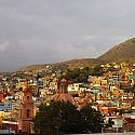 Guanajuato Mexpatriate view from a rooftop