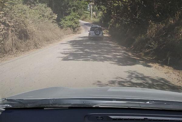 costa rica road