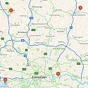 alternate airports of London
