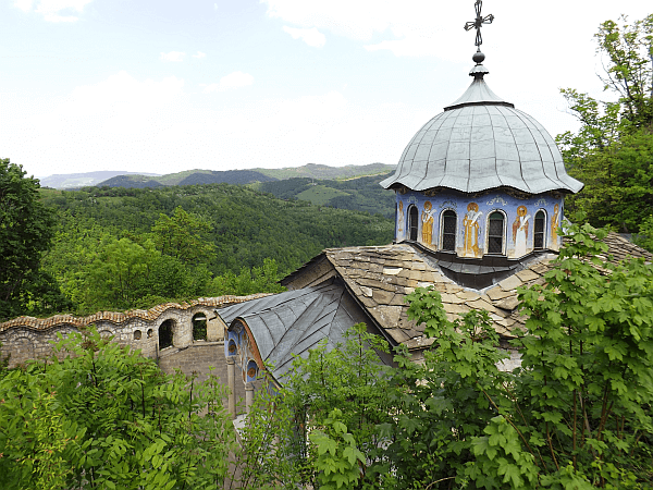 Monasteries are free in Bulgaria