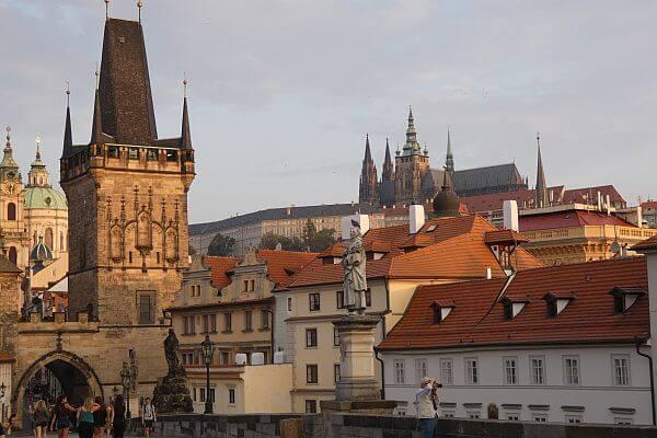 visit Prague when Europe opens