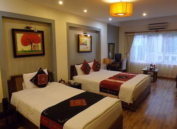 Hanoi hotel bargain Vietnam