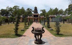 Vietnam travel prices Hue Citadel