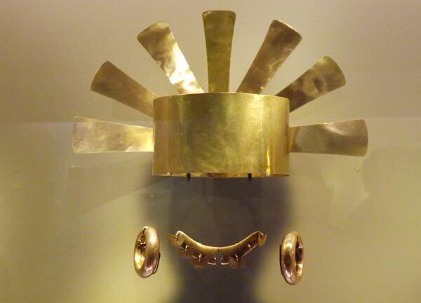 free admission Sunday at Bogota Gold Museum