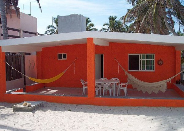 cheap beach house in Mexico