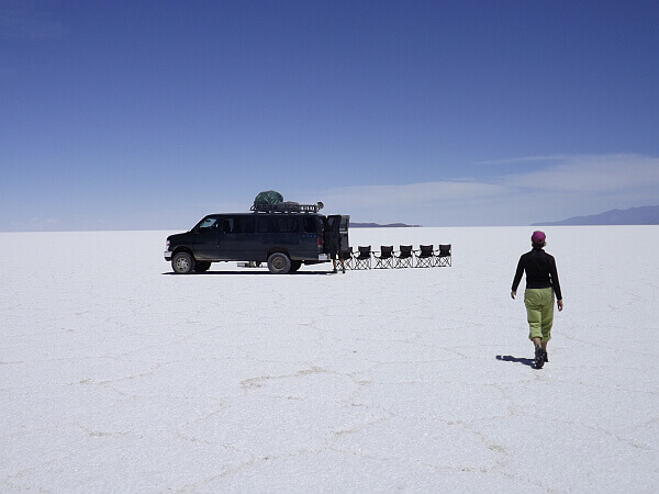 traveling to Bolivia in South America