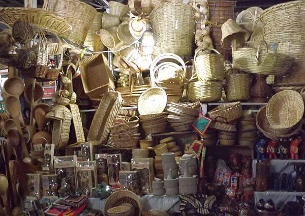 local market items in Cusco