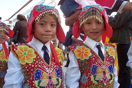 festival Cusco Peru
